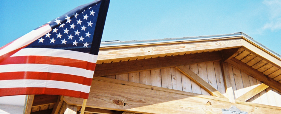 """Deck The House:  My motto is """"To build your project like I was building it for myself""""."""